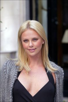 Charlize Theron our own Proudly South African and smouldering hot!!!