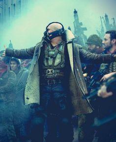 """Gotham take control! Take control of your city!"""