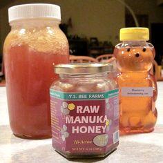 Honey as Medicine @ Common Sense Homesteading