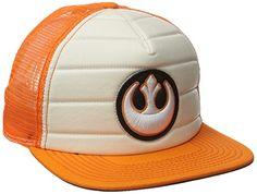 Rogue One Official Star Wars The Rebels Flat Peak Cap Baseball Cap