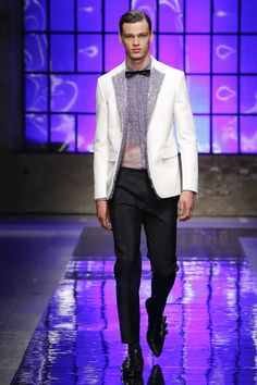 Dsquared2 Spring 2018 Menswear Collection Photos - Vogue