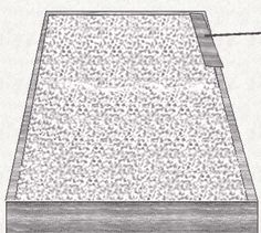 How to Concrete Stamped and Flat Finishes Concrete Cement, Stamped Concrete, Concrete Stamping, Papercrete, Straw Bales, Block Wall, Glass Blocks, Pathways, Pond