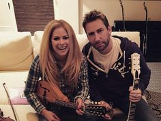 """Avril Lavigne and Chad Kroeger are fueling romance rumors yet again after the """"Complicated"""" singer posted a picture with her ex on Instagram."""
