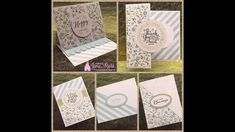 CTMH One Sheet Wonder Card Share