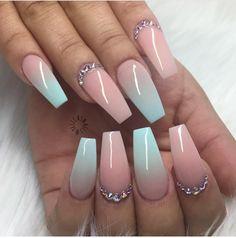 80 tendencias de baby boomer nails para explorar  uñas de