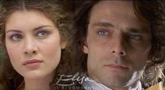Vittoria Puccini as Primaflora and Alessandro Preziosi as James de Lusignan (The House of Niccolò)