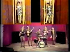 The Shags - Meet Me at Bergner's TV Commercial - 1960's