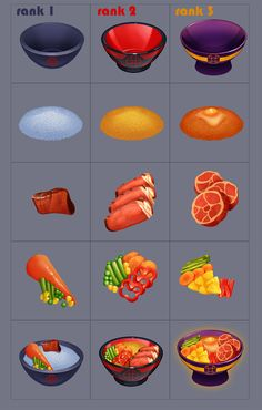 Cake Illustration, Food Illustrations, Game Design Document, 2d Game Art, Cute Food Art, Watercolor Food, Food Icons, Digital Painting Tutorials, Food Concept