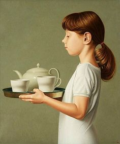 David Denby - Tea Time - 1991