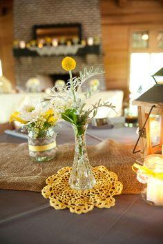 Venue: The Pavilion at Pepper Plantation  Event Planner: Winship Productions  Floral Designer: WildFlowers, Inc.  Caterer: Granv...