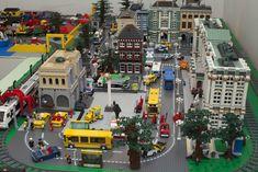 #Lego city