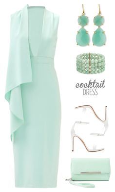"""""""Cocktail Dress"""" by mcheffer ❤ liked on Polyvore featuring Cushnie Et Ochs, Zara, Panacea, Lonna & Lilly, Charlotte Russe and cocktaildress"""