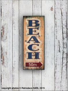 Plaque beach Sphere Inter chez L'intention décoration www.facebook.com/Lintention