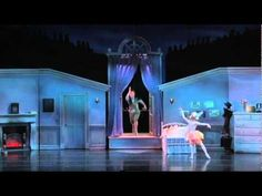 Promo for Peter Pan by the Milwaukee Ballet. I saw this yesterday on PBS and loved it!