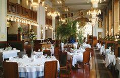 Prague, restaurant français de la Maison Municipale. © Francouzská Restaurace