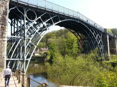 Ironbridge.  5th May.