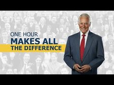 One Hour Makes All the Difference - YouTube