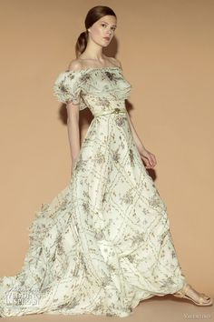 valentino resort 2012 dress