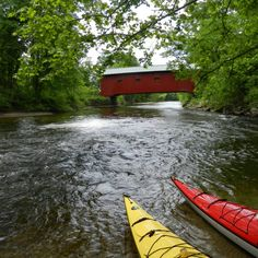 Paddling in Vermont