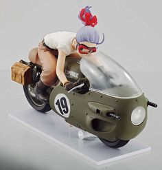 MegaHouse DESKTOP REAL McCOY 七龍珠Z 布馬 | 玩具人Toy People News  ★ Find more at http://www.pinterest.com/competing