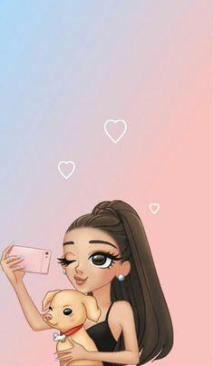 Fotos lindas The post Fotos lindas appeared first on hintergrundbilder. Ariana Grande Anime, Ariana Grande Drawings, Ariana Grande Wallpaper, Emoji Wallpaper, Tumblr Wallpaper, Girl Wallpaper, Wallpaper Backgrounds, Images Kawaii, Dog Tumblr
