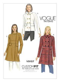 V9157 | Vogue Patterns bis Grösse 22