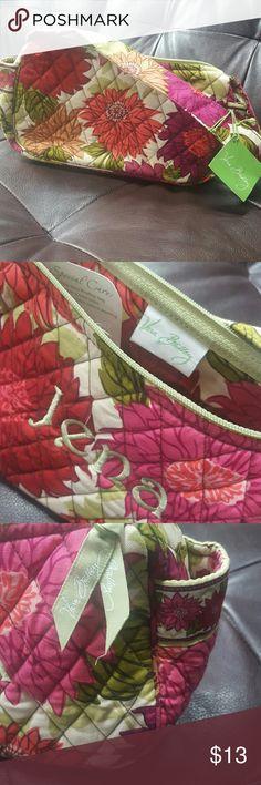 Vera Bradley Purse NWT with Jena inscribed Vera Bradley Bags Shoulder Bags