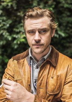 """whysoserious: """" """"Boyd Holbrook as Steve Murphy by Kenneth Nguyen """" """""""