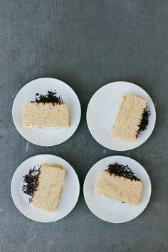 espresso semifreddo | the vanilla bean blog