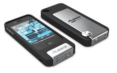 Alesis's AmpCase - iPhone jacket-like incredible sound amplifier.