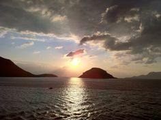Sunrise on Golfo Aranci