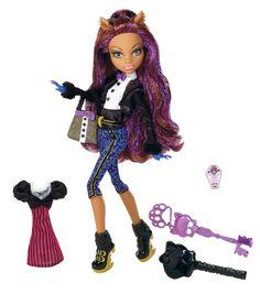Monster High Sweet Clawdeen Wolf Doll