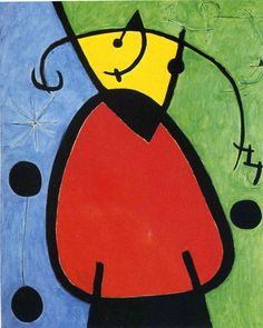 Joan Miró - The Birth of Day