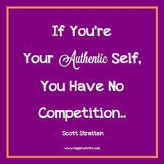 #Authenticity