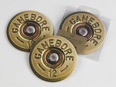 Gamebore Shotgun Cartridge Coasters MkII x2 by Charles Sainsbury-Plaice, £7.99 http://www.amazon.co.uk/dp/B00E8ONX1W/ref=cm_sw_r_pi_dp_OMc-rb1TNJ8AH