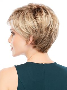 Women's Black Ombre Wig Short Elf pixie cut Cropped Blonde Hair dyed Full wigs – short hair bangs Mom Hairstyles, Cute Hairstyles For Short Hair, Straight Hairstyles, Short Hair Styles, Short Thin Hair, Short Hair With Layers, Short Hair Cuts For Women, Androgynous Haircut, Short Layered Haircuts