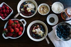 How to Make an Açaí Bowl - SELF