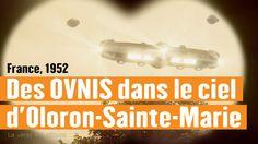 France : Des OVNIS dans le ciel d'Oloron-Sainte-Marie !