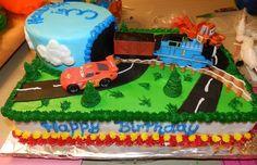 Fiestas Infantiles: Modelos de torta para niños | Web Del Bebé