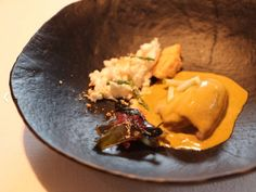 DECADENTLY MODERN SPANISH CUISINE AT EL CELLER DE CAN ROCA IN GIRONA, SPAIN. IT WAS RECENTLY VOTED THE BEST RESTAURANT IN THE WORLD.