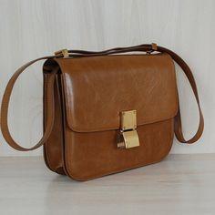 a3a2f20ac2 classic box shoulder bag brown 288 00
