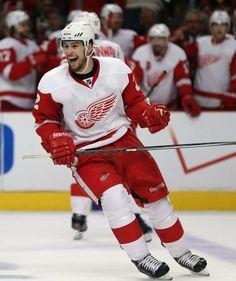 Brendan Smith, Detroit Red Wings