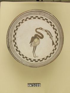 Southwest Pottery, Southwestern Art, Native American Pottery, Native American Art, Ancient Symbols, Ancient Art, Hand Built Pottery, Painted Pottery, Types Of Ceramics