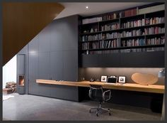 Home Office Moodboard by Dawntime.nl