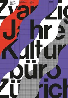 ": Chaumont tient l'affiche - -Design graphique : Chaumont tient l'affiche - - Fixture. — New Sudtipos font. on Behance ""Visual Induction"": Works by Franco Grignani – SOCKS Nordic Modern Poster Typo Poster, Typographic Poster, Graphic Design Posters, Graphic Design Inspiration, Graphic Art, Graphic Design Typography, Illustration Rose, What Is Fashion Designing, Massimo Vignelli"