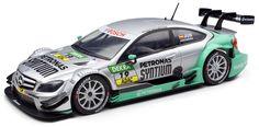Scalextric - Mercedes C-Coupé AMG DTM Syntium