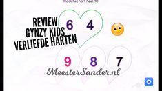 Gynzy Kids - Verliefde harten - educatieve app Apps, Youtube, Tools, Instruments, App, Appliques