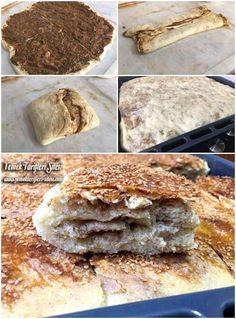 Haşhaşlı Tepsi Çöreği Tarifi