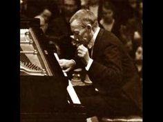 Rachmaninoff plays Chopin Nocturne Op. 9 No. 2