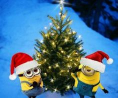 merry christmas despicable me - Google Search